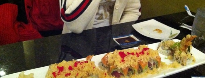 Hana Sushi is one of Must-visit Sushi Restaurants in Cambridge.