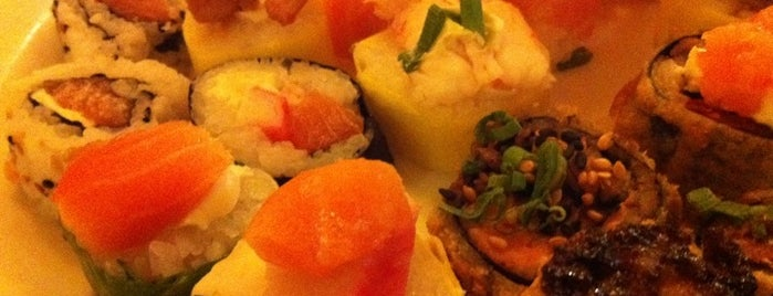 Sushimaki Cozinha Oriental is one of Melhores sushis.
