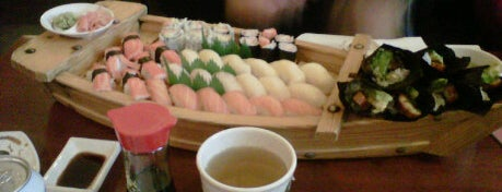 Real Sushi is one of Jake's Picks - Restaurants of Niagara.