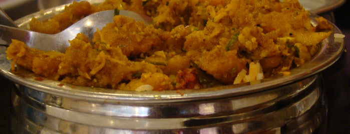 Meghana Foods is one of Must-visit Indian Restaurants in Bangalore.