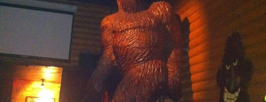 Bigfoot Lodge is one of SF Bars.