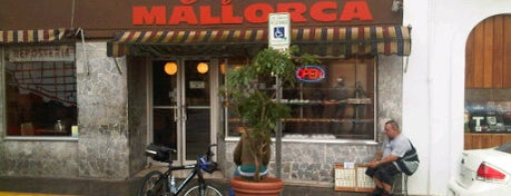 Cafe Mallorca is one of Food and Bars.