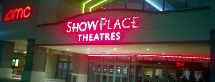 AMC Showplace Village Crossing 18 is one of Ranking Chicago Movie Theaters.