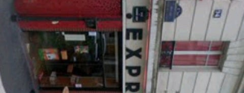Express Bar is one of Paris.