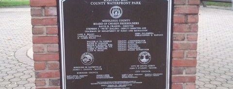 Raritan Bay Waterfront Park is one of parks.
