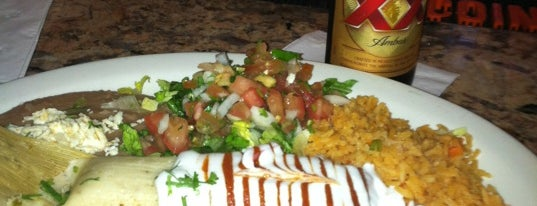 La Cantina Grill is one of Dinner.