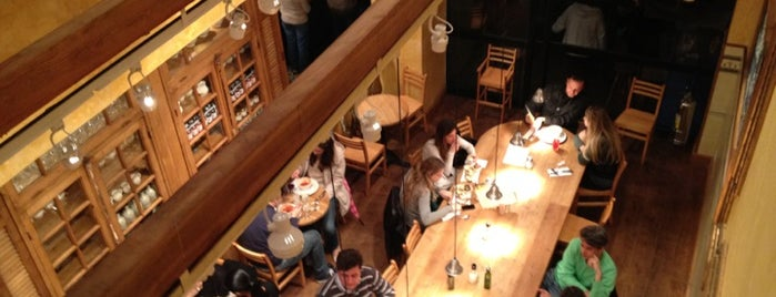 Le Pain Quotidien is one of SP.