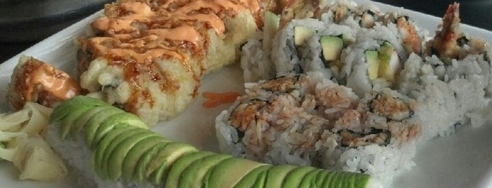 Sakana Sushi Lounge is one of Ferndale Favs.