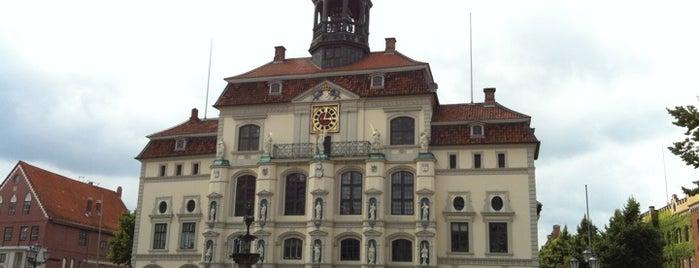 Marktplatz is one of Mein Deutschland.