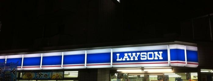 ローソン 円山町店 is one of 渋谷コンビニ.