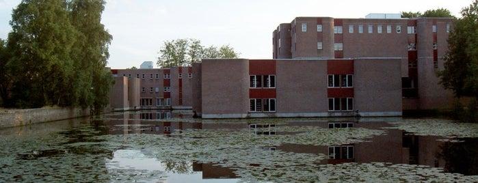 De Vrijhof is one of Muziek Enschede #4sqCities.