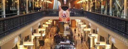 Queen Victoria Building (QVB) is one of Essential Sydney.