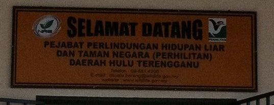 Pejabat PERHILITAN Daerah Hulu Terengganu is one of @Hulu Terengganu.