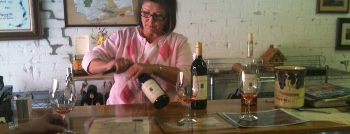 Robert Karl Wine Cellars is one of Spokane Wineries and Wine Bars.