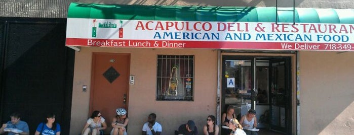 Acapulco Restaurant is one of Straight from the GPT.