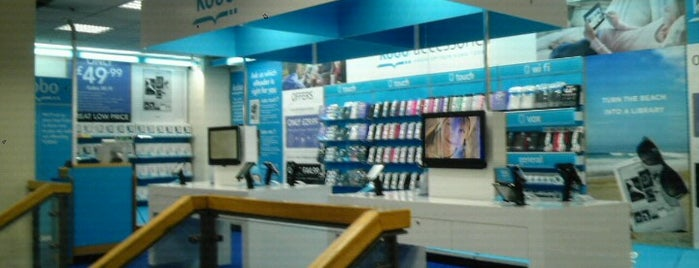 WHSmith is one of Libraries and Bookshops.
