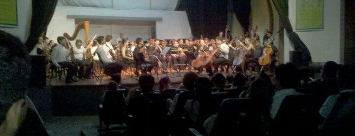 Escola de Música is one of UFRN.