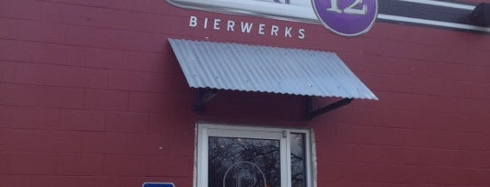Flat12 Bierwerks is one of The Best Places in Indianapolis - #VisitUs.