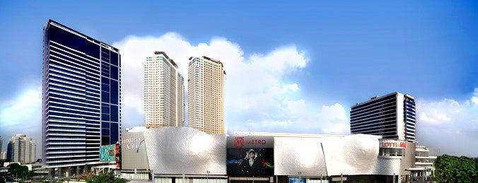 Gandaria City is one of Enjoy Jakarta 2012 #4sqCities.