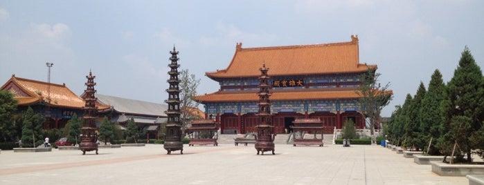 玉佛禅寺 is one of Mon Carnet de bord.