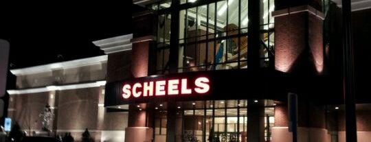 Scheels is one of Springfield, Springfield!!.