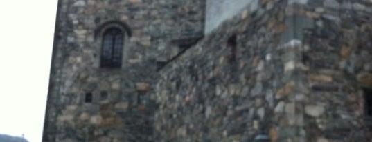 Bergenhus festning is one of Nasjonale Festningsverk.
