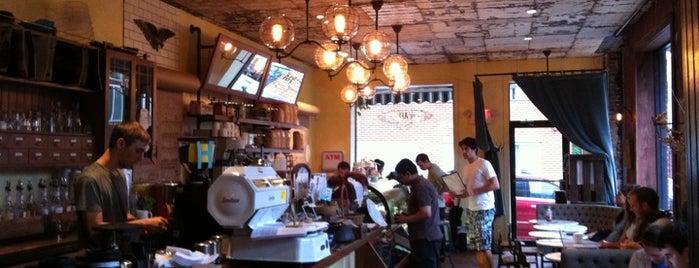 One Shot Cafe is one of Favorite Spots In Philadelphia.