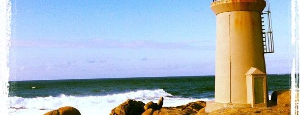 Faro De Muxía is one of Costa da Morte en 2 días.