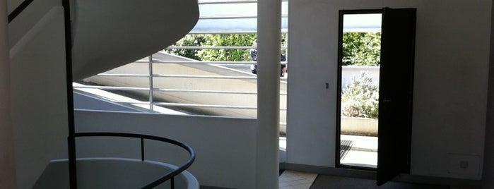 Villa Savoye is one of Where should Alice & I go in Paris?.