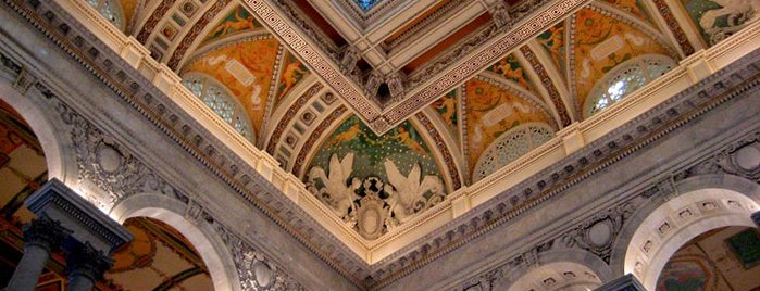 Library of Congress is one of Explore: Capitol Hill.