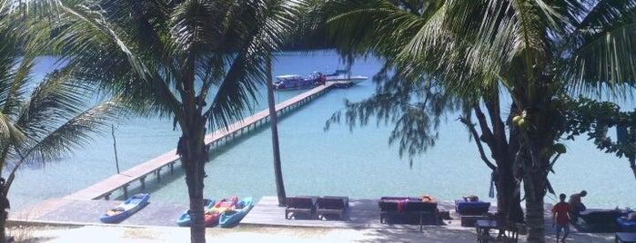 Koh Kood Resort is one of My TripS :).