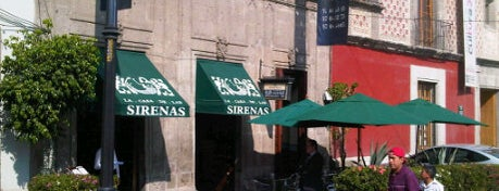 La Casa de las Sirenas is one of Bebidas..