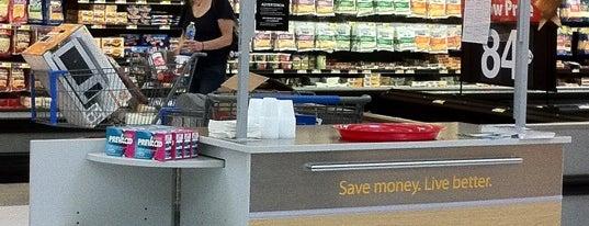 Walmart Supercenter is one of Recycle Hotspots.