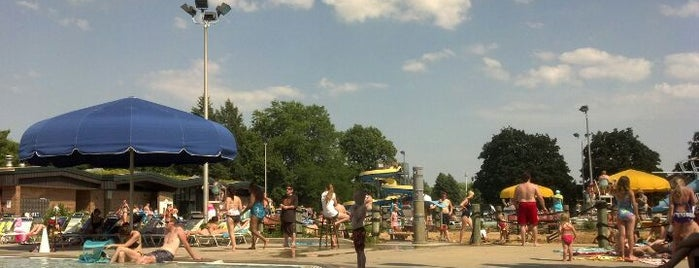 Wirth Park Aquatic Center is one of Places to Keep Cool.