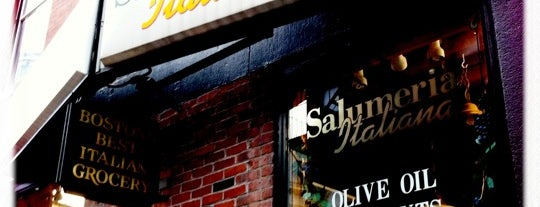 Salumeria Italiana is one of Boston Eats.