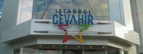 Cevahir is one of İstanbul'daki Alışveriş Merkezleri.