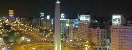 Obelisco - Plaza de la República is one of Must ARG.