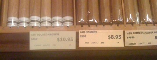 Cigar Chateau is one of La Palina Retailers.