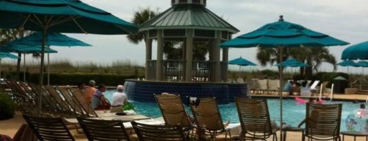 Marriott's Barony Beach Club is one of Free WLAN.