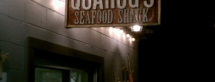 Quahog's Seafood Shack is one of DINERS DRIVE-INS & DIVES.