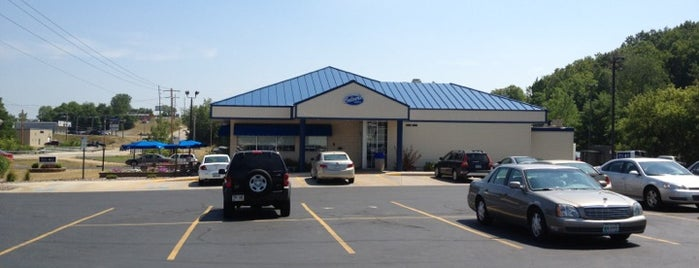 Culver's is one of Platteville Dining.