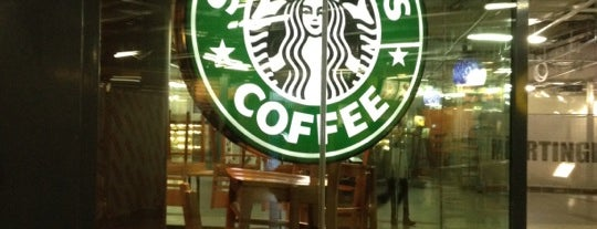 Starbucks is one of Locali.