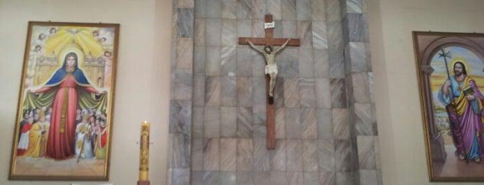 Paróquia Maria Mãe da Igreja e São Judas Tadeu is one of Vicariato Oeste [West].