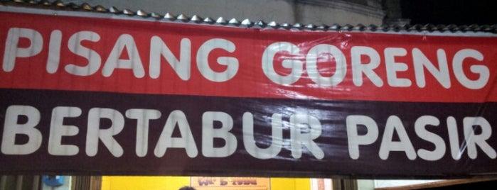Pisang Goreng Berpasir is one of 20 favorite restaurants.