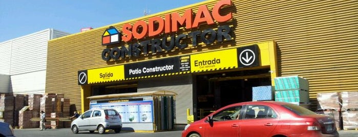 Homecenter Sodimac is one of Wolf's Dominions.