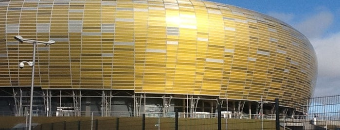 PGE Arena Gdańsk is one of Best Stadiums.