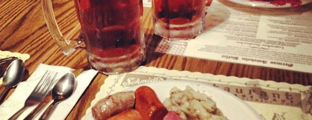 Schmidt's Restaurant und Sausage Haus is one of Great Ohio Food Destinations!.