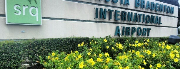 Sarasota-Bradenton International Airport (SRQ) is one of Airports been to.