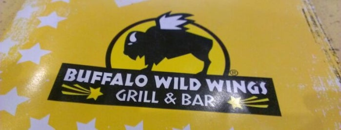 Buffalo Wild Wings is one of Dining in the Shoals.