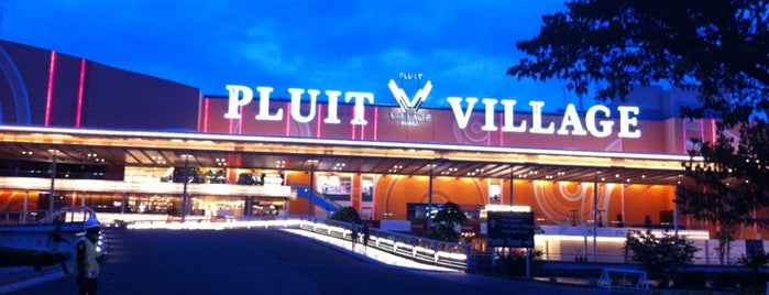 Pluit Village is one of Malls in Jabodetabek.